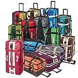 BoGi Bag Reisetasche Koffer Trolley Tasche türkis 110L