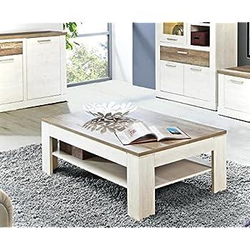 couchtisch duro pinie wei k che haushalt. Black Bedroom Furniture Sets. Home Design Ideas