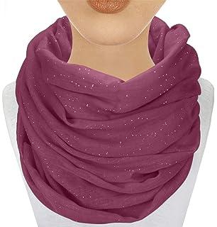 b2ddd2d5f5c XXL écharpe léger foulard pour femme avec strass plusieurs couleurs ...