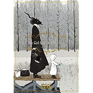 The Girl From the Other Side: Siúil, a Rún Vol. 2 (English Edition)