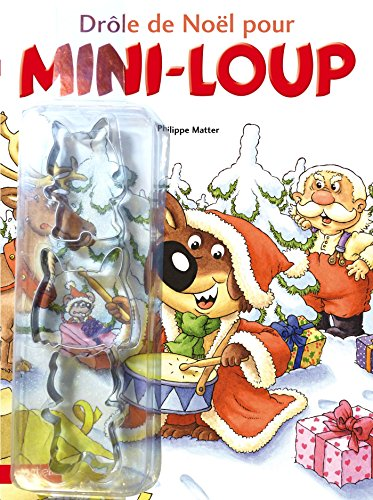 Drôle de Noël pour Mini-Loup