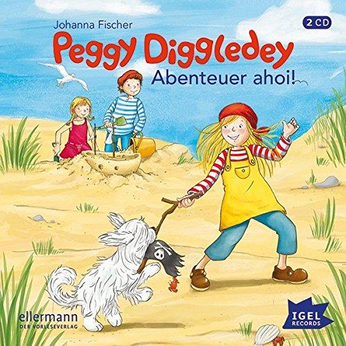 Preisvergleich Produktbild Peggy Diggledey. Abenteuer ahoi!