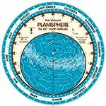 Planisphere for 60 Degrees North Lati...