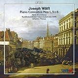 Joseph Wölfi: Piano Concertos Nos. 1, 5 & 6