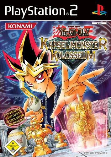 Yu-Gi-Oh! - Kapselmonster Kolosseum (Alle Ps2-action-spiele)