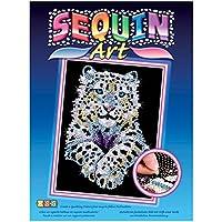 SEQUIN ART - Mosaico con rejilla (1404)