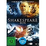 Shakespeare : Der Sturm (The Tempest) - Wie es euch gefällt (As You Like It) - Henry V - 2DVD Box