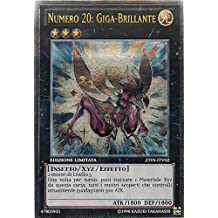 Yu-Gi-Oh! - ZTIN-ITV02 - Numero 20: Giga-Brillante - Collezione Zexal (Ultimate Collection) - Limited Edition - Ultimate