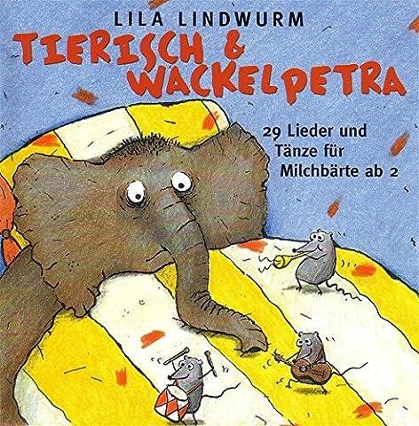 Lila Lindwurm -