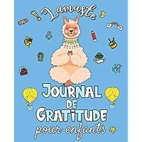 Lamaste - Journal de Gratitude pour enfants: Carnet pour cultiver le bonheur, développer la confiance en soi et la…
