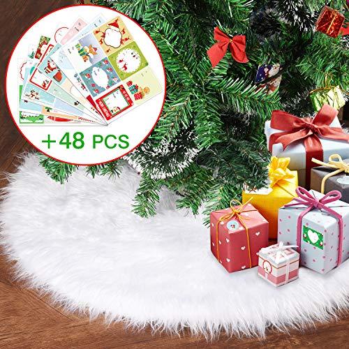 Joyjoz Falda del árbol de Navidad