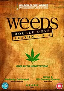 Weeds - Season 1-2 - Complete [DVD]