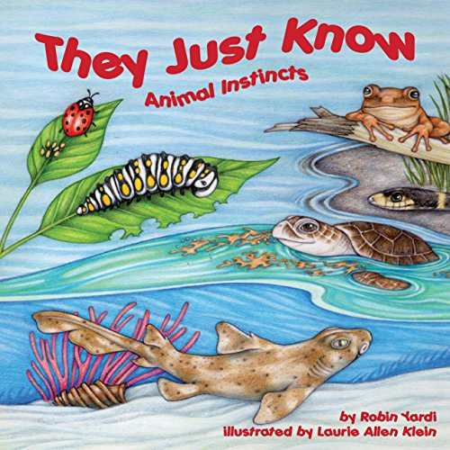They Just Know: Animal Instincts  Audiolibri