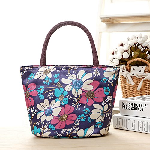 GUMO-Borsa da spiaggia, Oxford tessuto, borsa di tela, impermeabile, borsetta, scatola di pranzo borsa, borsa di stoffa,C B