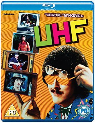 Preisvergleich Produktbild Uhf [Blu-ray] [UK Import]