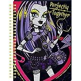 Libreta A5 decorada espiral Monster High