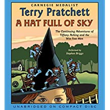 A Hat Full of Sky CD (Tiffany Aching, Band 2)