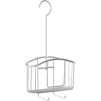 duschregal zum einh ngen an armatur von sanixa rostfrei duschablage h ngend ohne bohren. Black Bedroom Furniture Sets. Home Design Ideas