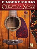 Fingerpicking Christmas Songs: 15 Songs Arranged for Solo Guitar in Standard Notation & Tab (Fingerpicking Guitar)