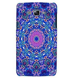 Citydreamz Traditional Rangoli Design/Floral Design/Beautiful Texture Print/Abstract Hard Polycarbonate Designer Back Case Cover For Samsung Galaxy J7 2016 /J76/J710