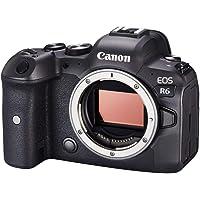 Canon EOS R6 Vollformat Systemkamera - Gehäuse (spiegellos, 20,1 MP, DIGIC X, 4K UHD, 5 Achsen Bildstabilisator, 7,5 cm…