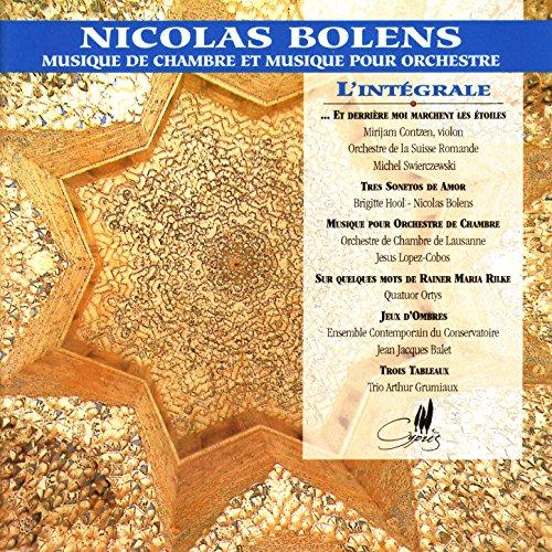Trois Tableaux pour violon, violoncelle et piano: Troisième Tableau