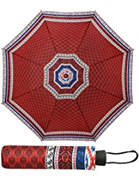 s.Oliver Enjoy Nordic Style Regenschirm Umbrella Schirm Taschenschirm 70805SON20