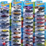 1pcs 100% Hotwheels cars miniatures hot sale Original race cars scale models mini alloy cars toy for boys hobby collection