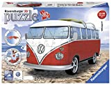 Ravensburger Italy 12516 6 - Puzzle 3D Camper Volkswagen T1 immagine