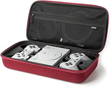 LUNGEAR Carrying Case Compatible for Sony PlayStation