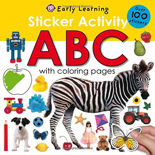 Sticker Activity (Abc Sticker Book)