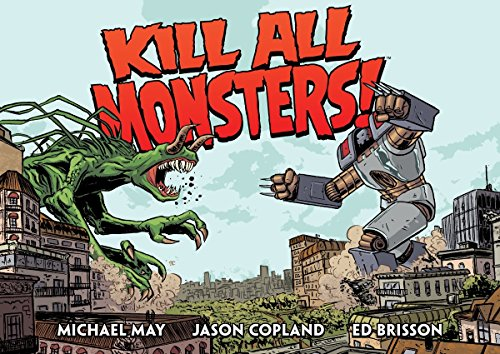 KILL ALL MONSTERS OMNIBUS HC 01