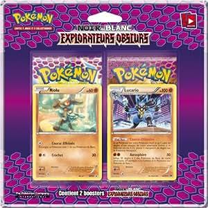 Pokémon - 2PACK01BW5 - Jeu de cartes à jouer et à collectionner - Duo Pack 5 - Noir et Blanc - Modèle aléatoire