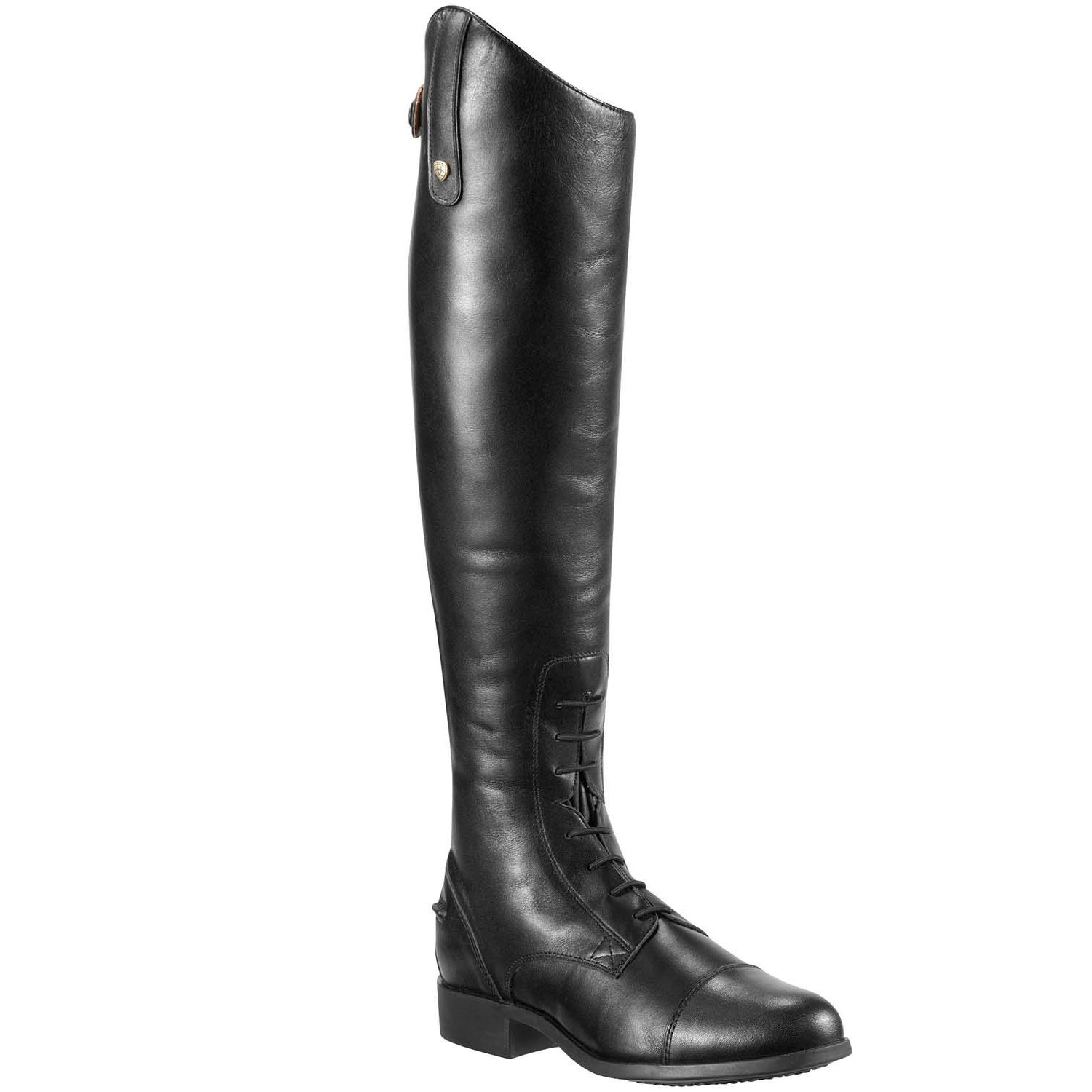 Ariat Heritage Contour Riding Boot - Black: Amazon.co.uk: Sports ...