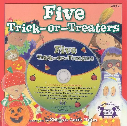 rs Book & Audio CD (Read & Sing Along) (Halloween-sing Along-cd)