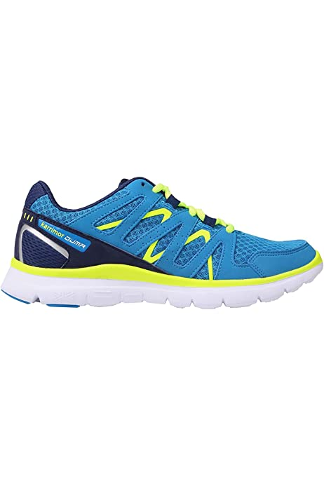 Karrimor para niños Duma Junior niños Zapatillas de Running de Malla Transpirable Cordones Deportes: Amazon.es: Zapatos y complementos