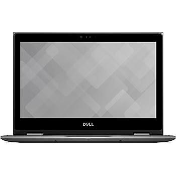 Dell Inspiron 13 5000 5379-9573 33,78 cm (13,3 Zoll FHD Touch) Convertible Laptop (Intel Core i5, 8GB RAM, 256GB SSD, Intel HD Grafik, Windows 10) silber