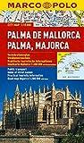 MARCO POLO Cityplan Palma de Mallorca 1:15 000 (MARCO POLO Citypläne) - Unknown