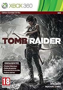 Tomb raider - édition limitée combat strike