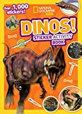 Best Nonfiction Books For Kids - National Geographic Kids Dinos Sticker Activity Book: Over Review
