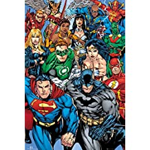GB Eye LTD, DC Comics, Poster, 61 x 91,5 cm