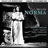 Bellini: Norma (Londres, 18/11/1952)