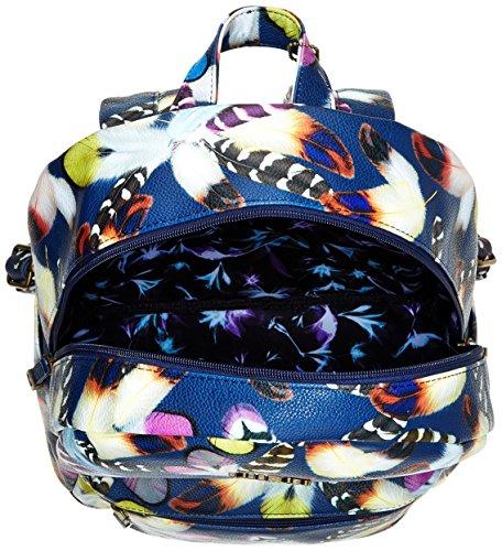 Lollipops  Ysou 22237, Damen Rucksackhandtasche Blau (Blue)