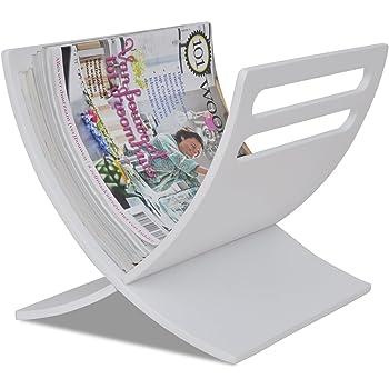 DuNord Zeitungsst/änder Magazinst/änder wei/ß