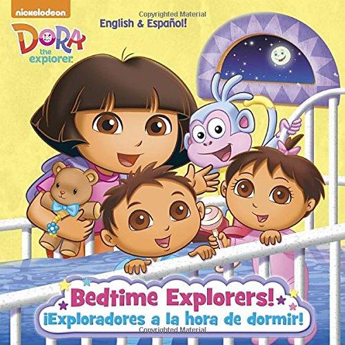 Bedtime Explorers!/Exploradores a la hora de dormir! (Dora the Explorer) por Christine Ricci