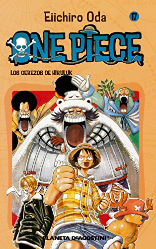 One Piece nº 17: Los cerezos de Hiruluk (Manga Shonen) por Eiichiro Oda