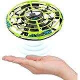 Epoch Air UFO Mini Drone, Giochi Bambini Telecomando Elicottero RC Droni Aerei Volanti Gadget Compleanno Regali per Ragazzi R