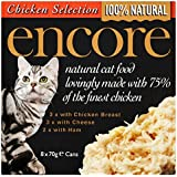 Encore Cat Tin Multipack Chicken 8 x 70g