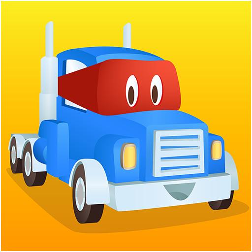 Carl der Super Truck Baustelle: graben, bauen Mini-graben
