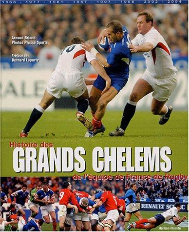 Histoire des grands chelems de l'équipe de France de Rugby (1DVD)
